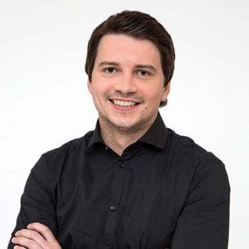 Joerg Skornschek Mitgruender und COO von cashpresso
