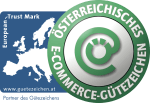 Partner des österreichischen E-Commerce Gütezeichens